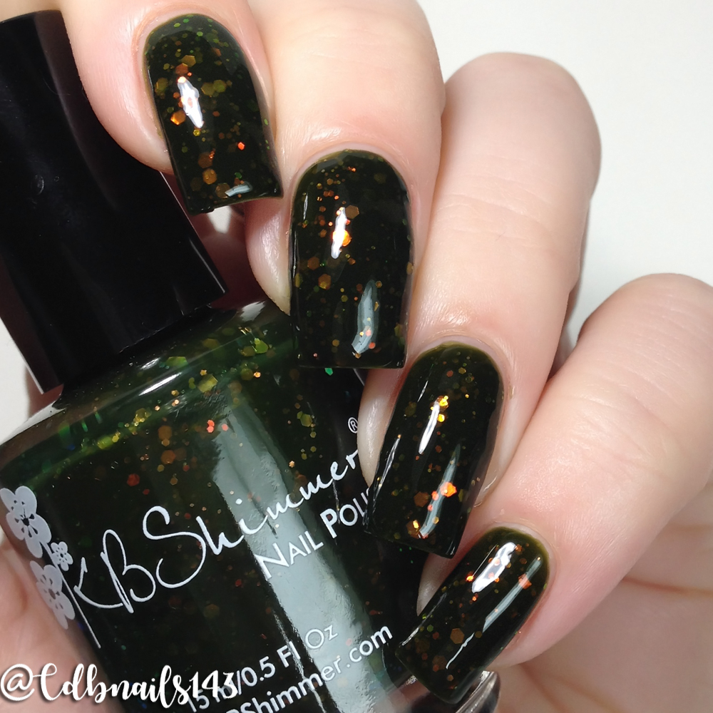 cdbnails: KBShimmer | Fall Collaboration Collection