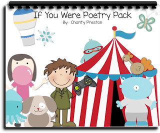 Free!  Super fun poems! Each poem is only 6 lines long and gives students some creative thinking time! As long as the poem is about the title, don't limit the child to something specific.  Includes 12 different prompts to be used while working on a poetry unit or as morning work/centers throughout the year on occasion!