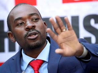 We won't be intimidated [Zimbabwe opposition leader]