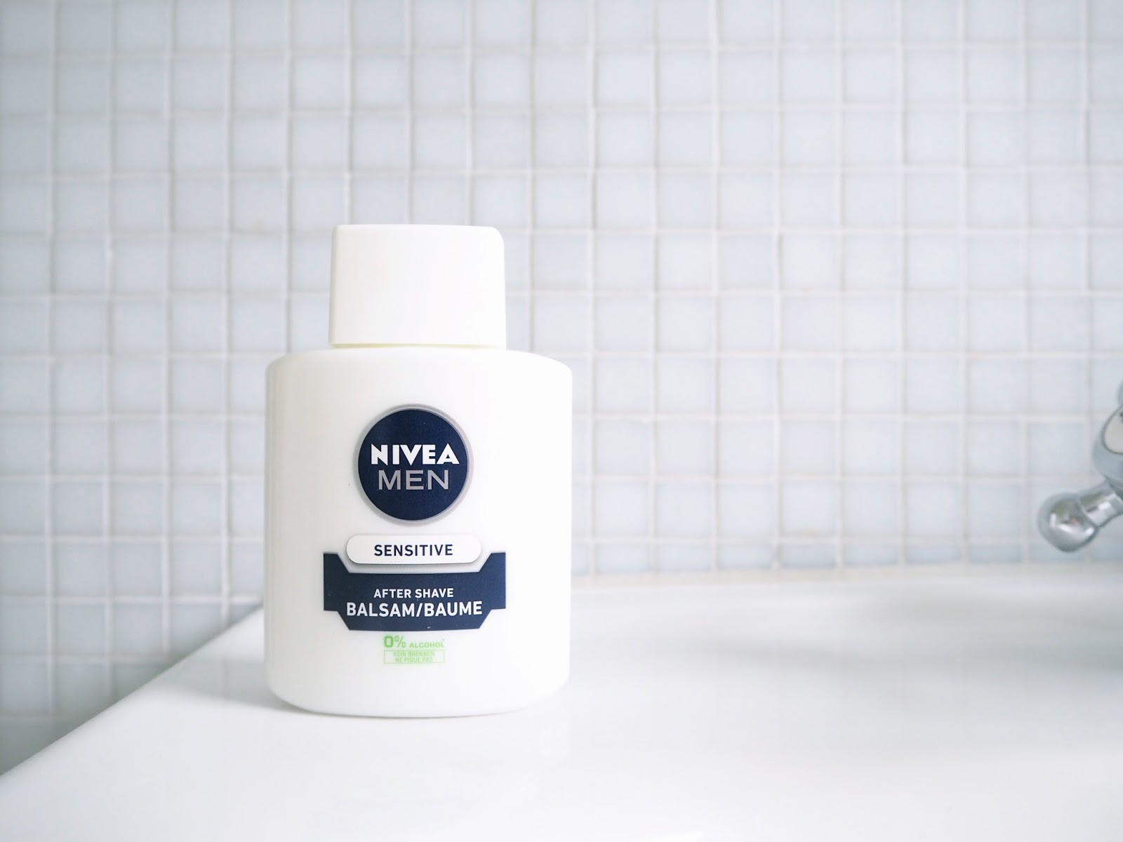 Nivea Men Post Shave Balm as Primer, aftershave balm as primer, cheap primer, makeup primer, review