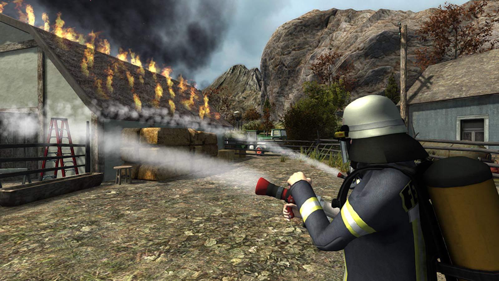 تحميل لعبة Firefighters 2014 مضغوطة كاملة بروابط مباشرة مجانا