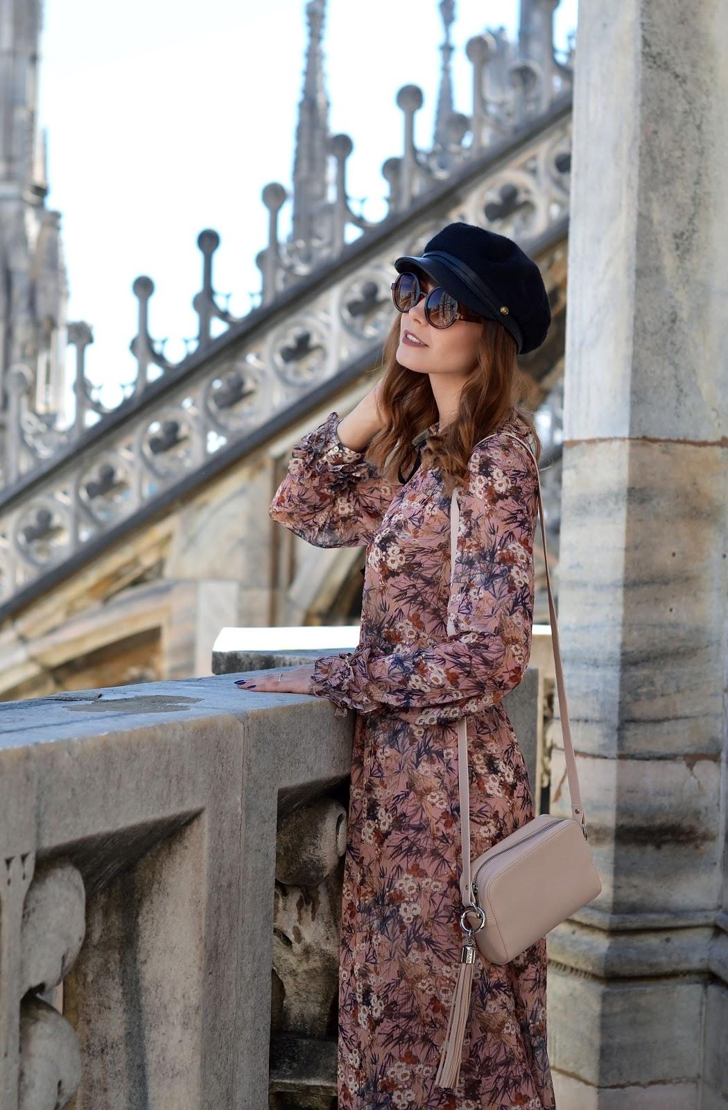 mediolan sesja | katedra duomo | blog modowy | blog o modzie