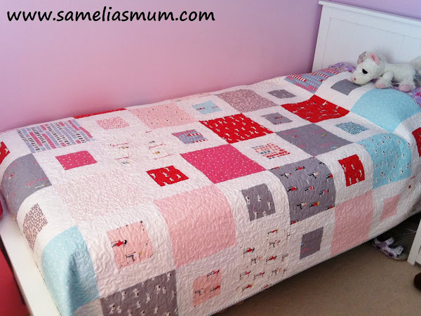 1 + 2 = Easy Quilt Pattern (Tutorial)