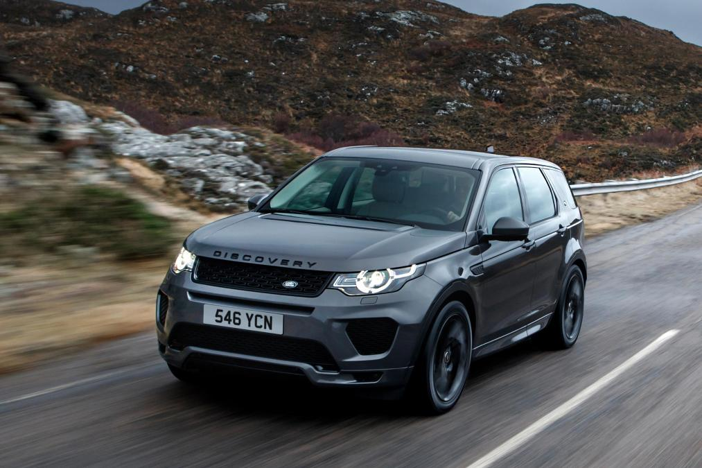 land rover introduces new engines for 2018 evoque and disco sport carscoops. Black Bedroom Furniture Sets. Home Design Ideas