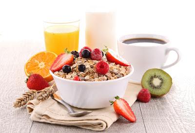 La importancia de un desayuno saludable, deporte y salud