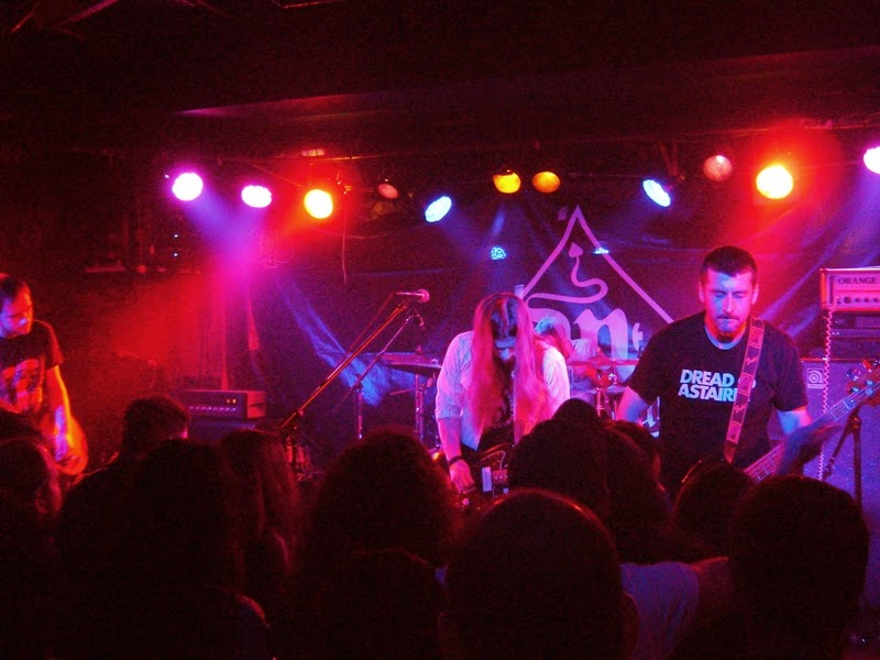 Uncle Acid & The Deadbeats, This is Nowhere @An Club, Athens 11/4/2014