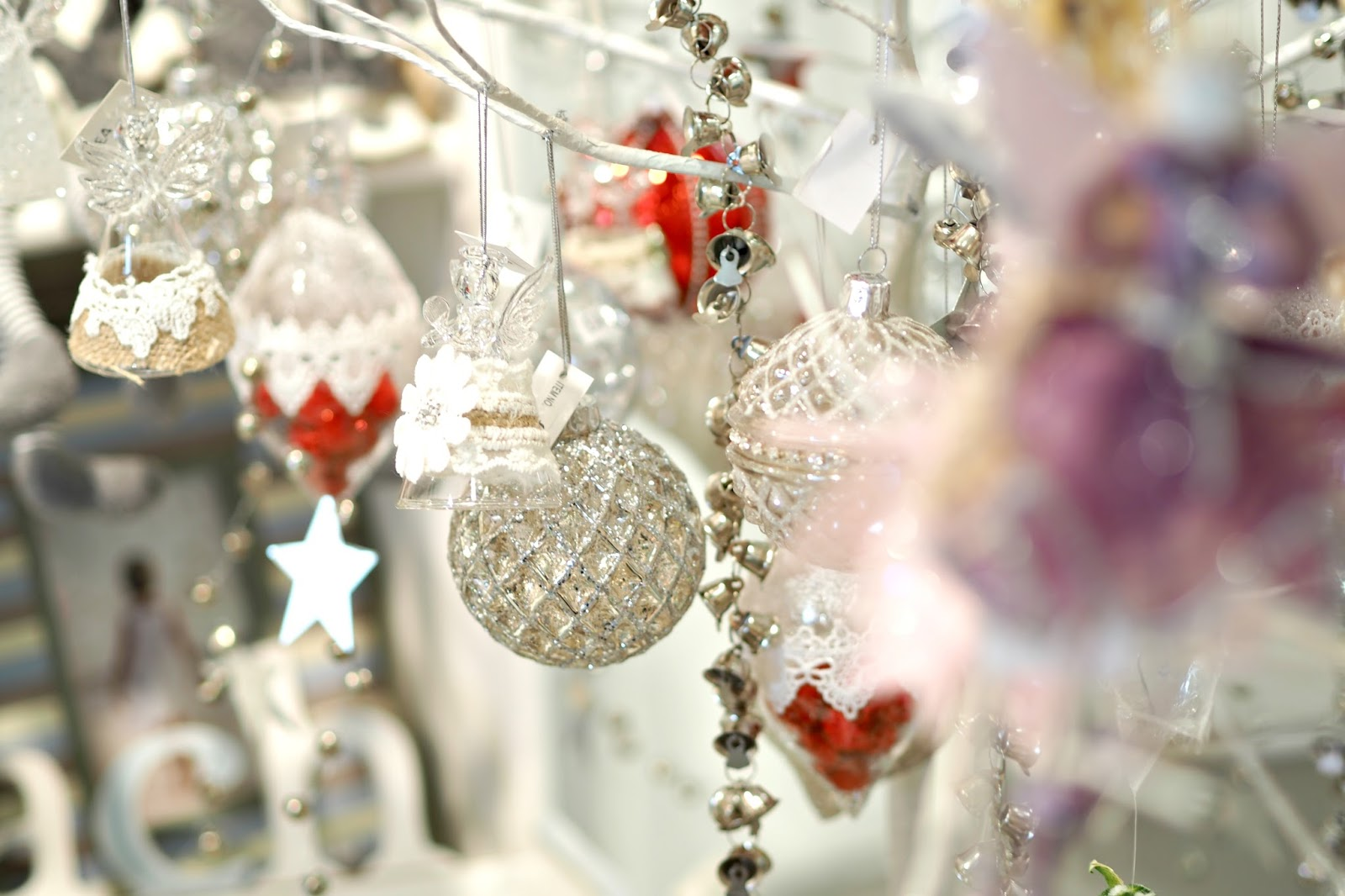 Get ready for the festive season, christmas decorations