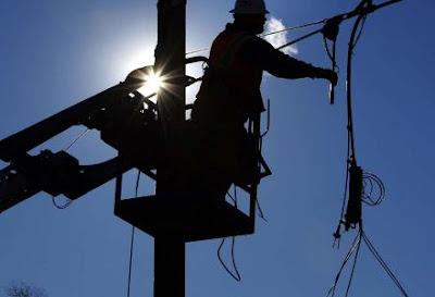 Διακοπές ηλεκτρικού ρεύματος την Δευτέρα και την Τρίτη σε Ηγουμενίτσα, Παραμυθιά και Φιλιάτι
