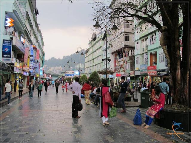 Gangtok, Sikkim, Índia