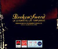 Broken Sword Estuche CD trasera