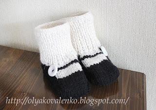 Носочки для маленьких мальчиков