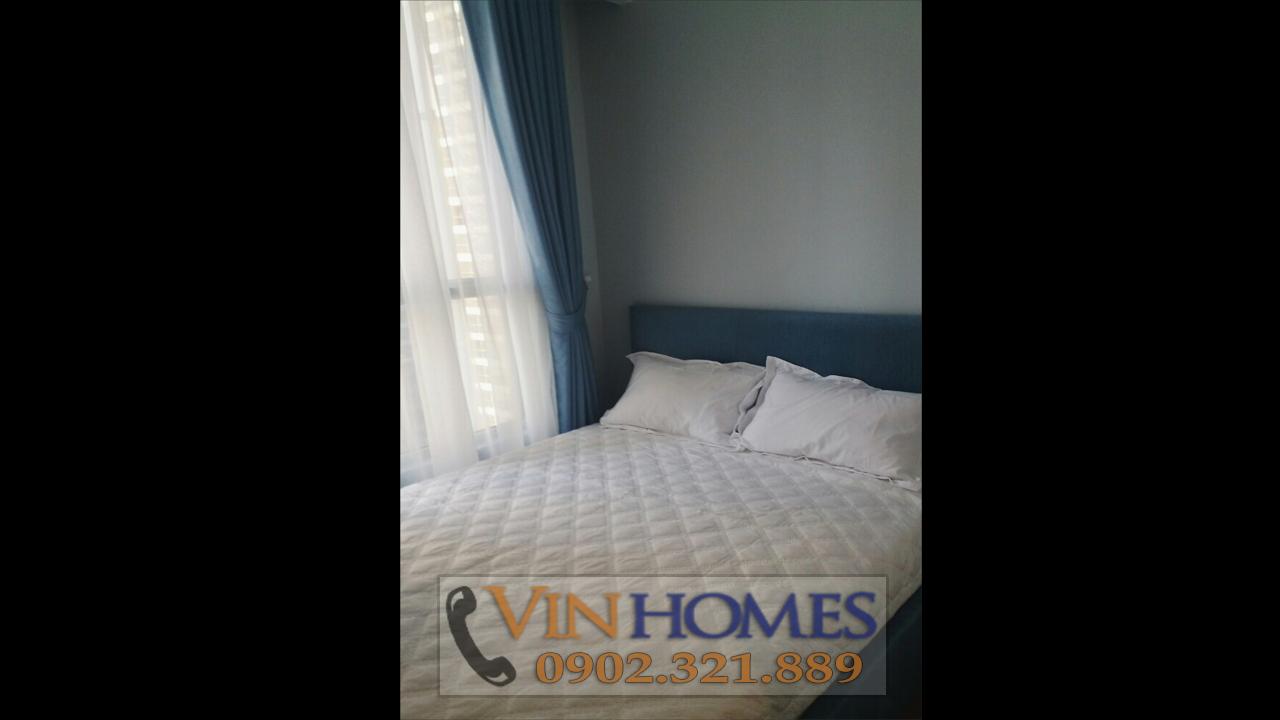 Cho thuê căn hộ Vinhomes Central Park C3 - phòng ngủ 2