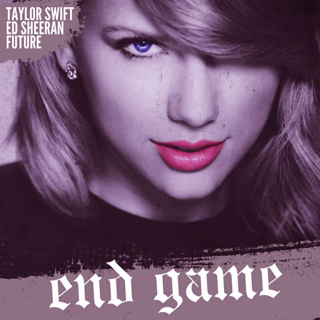 guitar chords taylor swift - end game