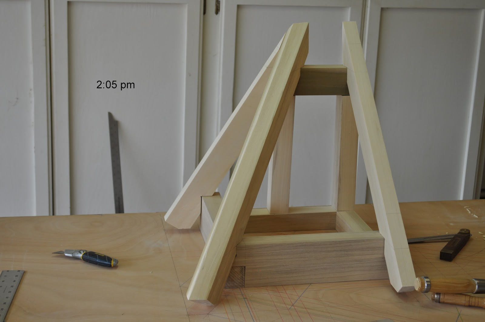 Roof Framing Geometry American Journeyman Carpenters