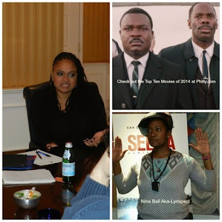 Coverage of  writer/director/producer/filmmaker Ava DuVernay from 2011 to present.