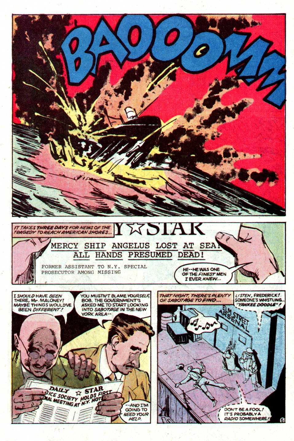 Read online Secret Origins (1986) comic -  Issue #29 - 29