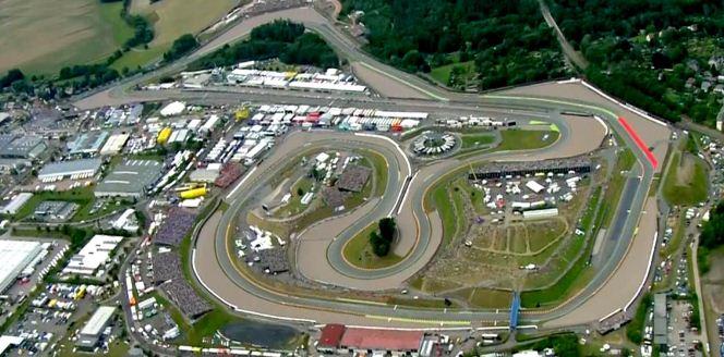 Jadwal MotoGP Jerman 2018 - Sirkuit Sachsenring