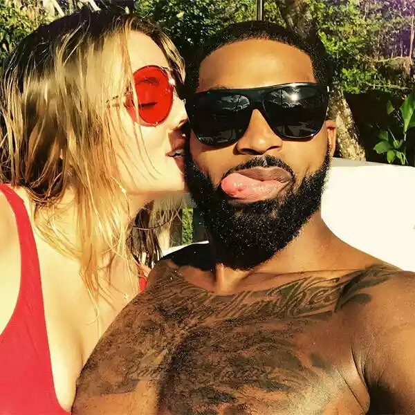 WAOH! Khloe Kardashian Reportedly Pregnant With Tristan Thompson's Baby