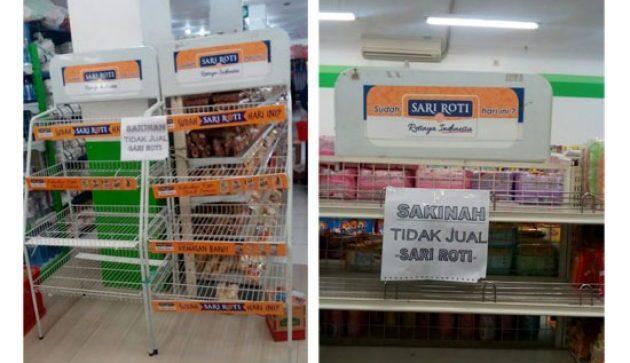 GNPF MUI Serukan Umat Islam Untuk Boikot Sari Roti, Bagaimana Nasib Pedagang Kecil?