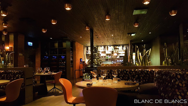 Restoran Tuljak, Tallinna - www.blancdeblancs.fi