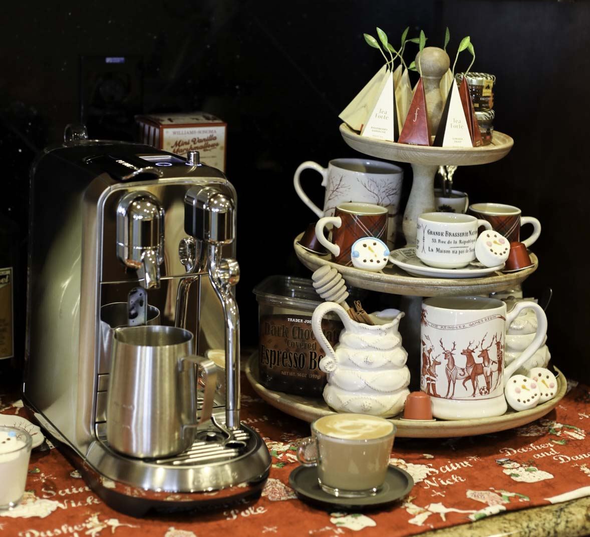 How to Get Your Coffee Bar Ready for the Holidays