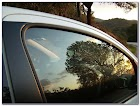 Mirror WINDOW TINT Car