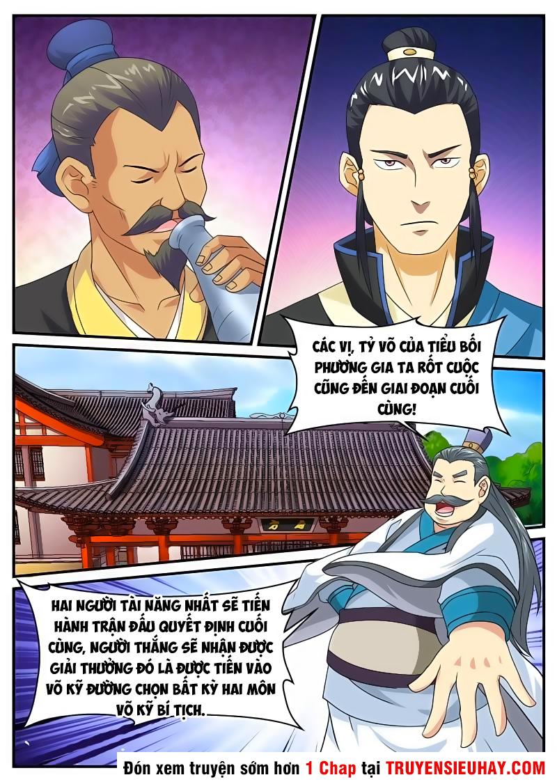 Đại Kiếm Thần - Chap 10