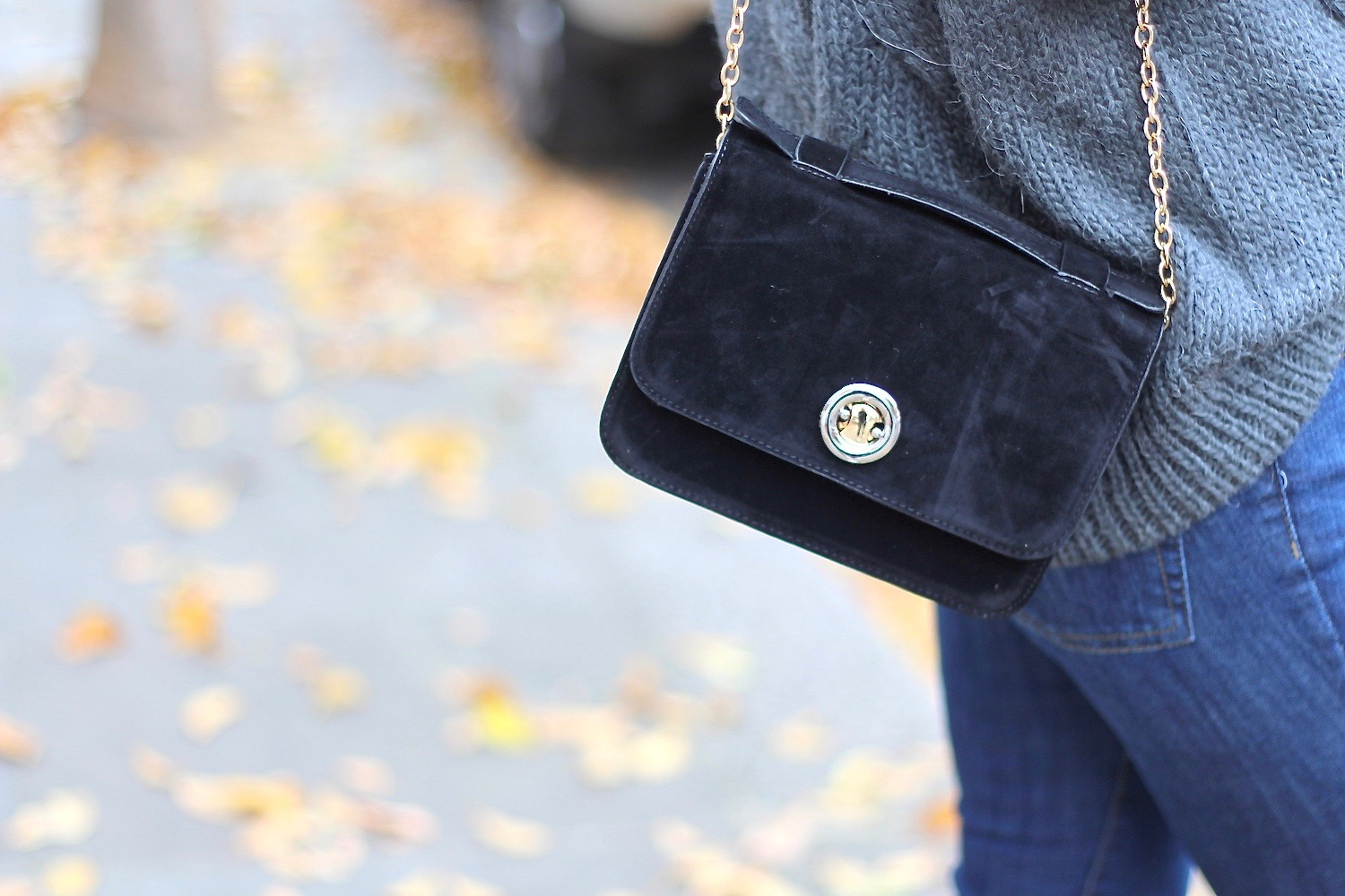 la redoute black bag