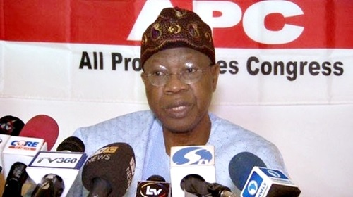 The Hardships Will Soon Be Over - Minister of Information, Lai Mohammed Assures Nigerians
