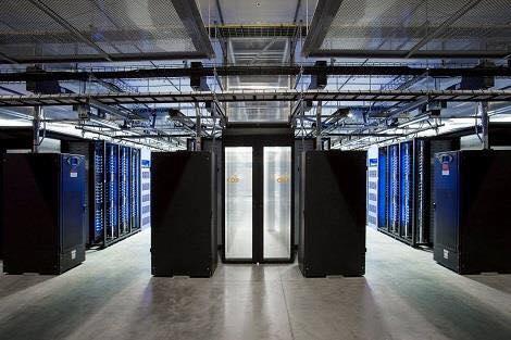Informações de Big Data no Facebook