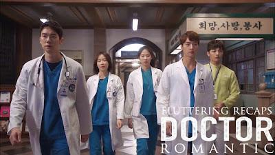 Pelakon - Pelakon yang memegang watak Doktor dalam Drama Korea Romantic Doctor Teacher Kim