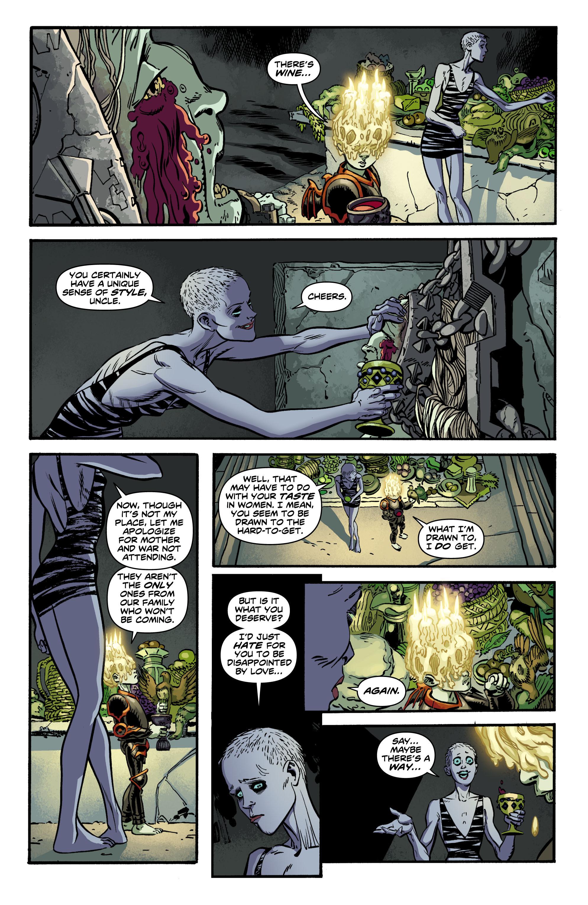Read online Wonder Woman (2011) comic -  Issue #9 - 14
