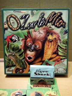 O Zoo le Mio board game
