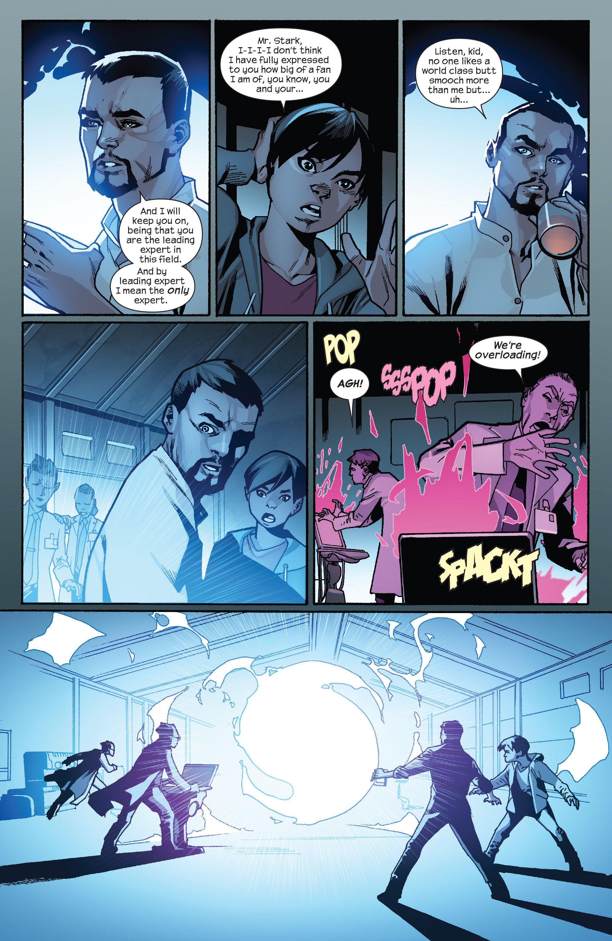 Read online All-New X-Men (2013) comic -  Issue #31 - 4