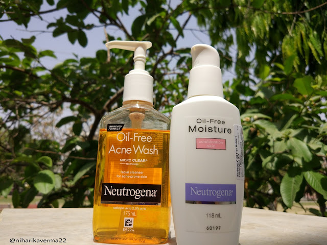 The Pink Velvet Blog - Neutrogena Oil Free