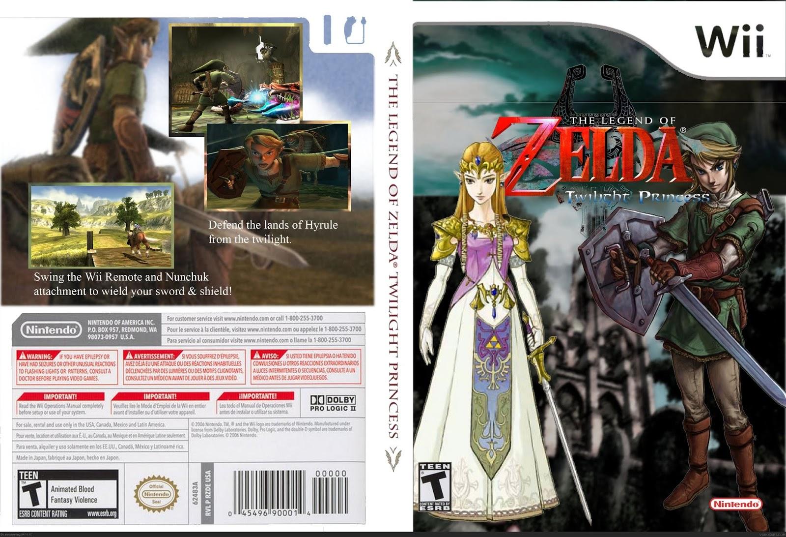 Emerson Lino Games: Jogos de Nintendo Wii em Português PT e