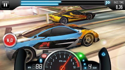 CSR Racing Apk v4.0.1 Mod (Unlimited Gold/Silver)4