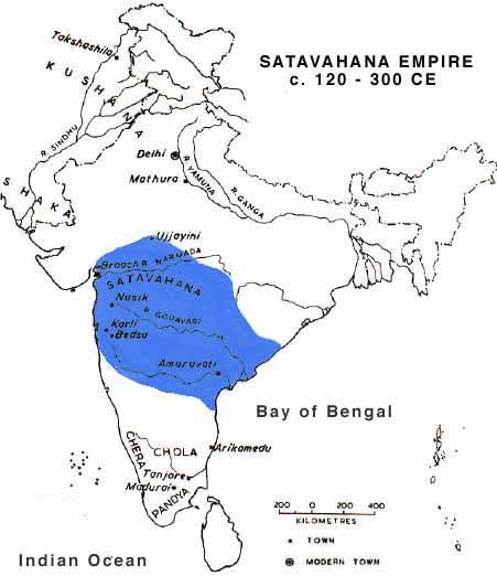 Satavahana-Dynasty