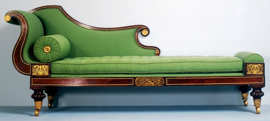6 Grecian Couch C 1825 Boston Machusetts Rosewood