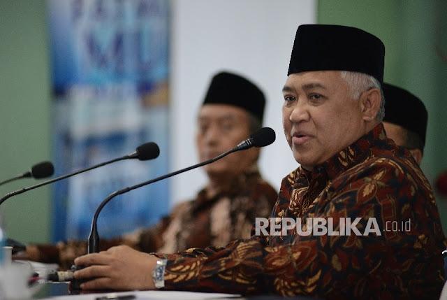Din: Jika tak Ada Resolusi Jihad KH Hasyim Asy'ari, Indonesia Bisa Tumbuh tak Sehat