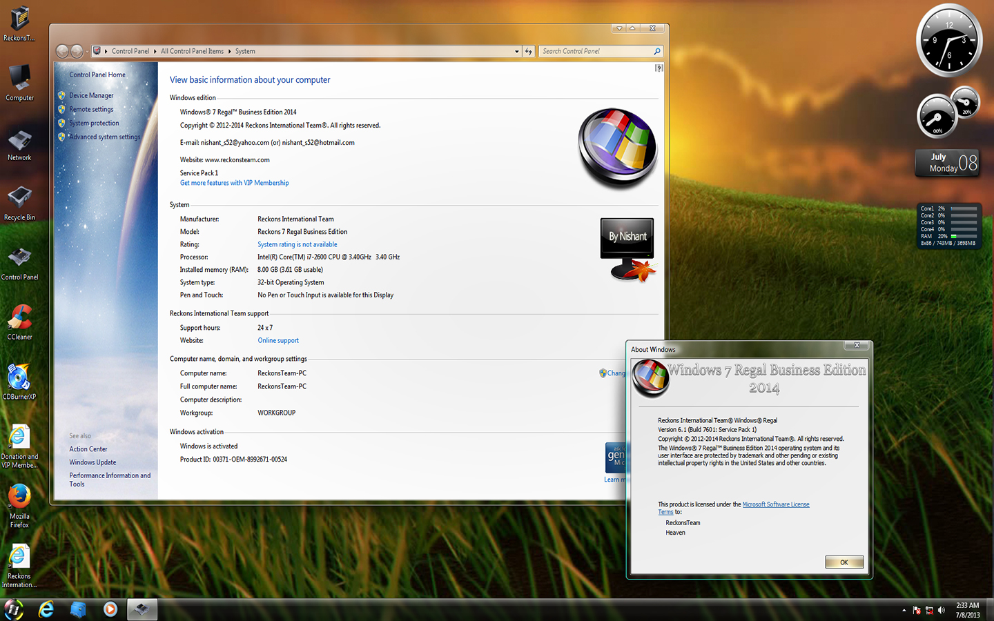 How To Install Service Pack 1 & 2 on Windows 7 - YouTube