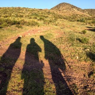 """Desierto de la Sierra de Catorce. Según documentos históricos   cuando se abrió la mina de plata   en 1775 esta sierra estaba   cubierta de bosques. Cincuenta   años después, en 1825, las   crónicas dicen que """"no quedaba   ni un árbol ni un matorral""""."""