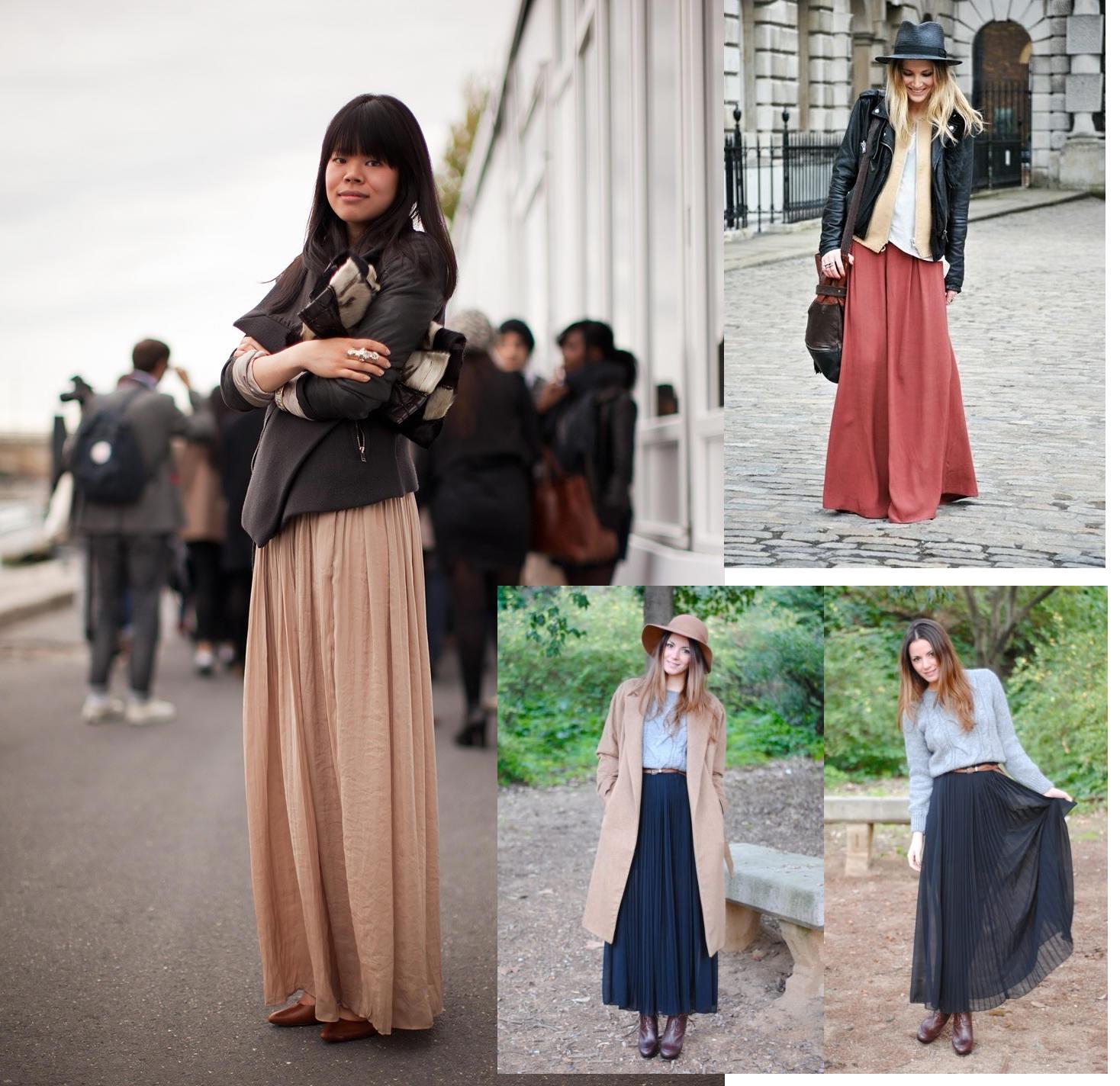 ea2cea4c1 Cómo usar faldas en invierno - Rojo Anaranjado - By: Daniela Schorwer