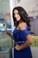 Priya Shri in Spicy Blue Dress ~  Exclusive 42.JPG