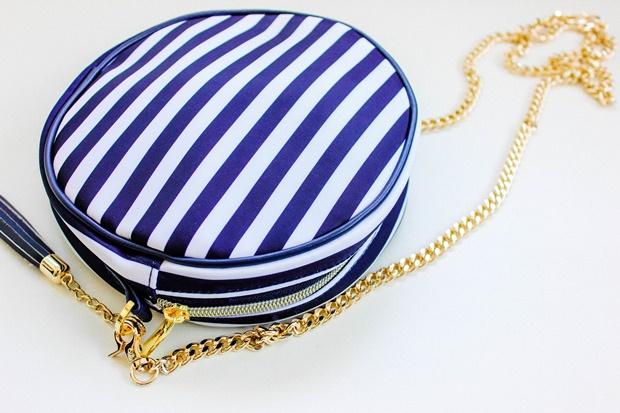 Como usar bolsa redonda - Zaful