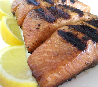Grilled Salmon 1 Recipe