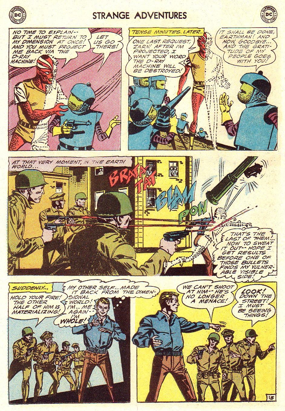 Strange Adventures (1950) issue 181 - Page 20