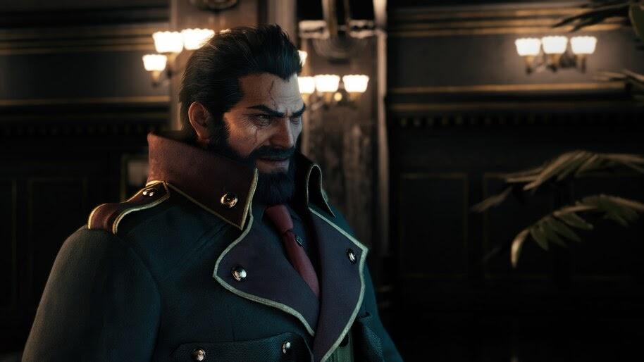 Final Fantasy 7 Remake, Heidegger, 4K, #3.1552