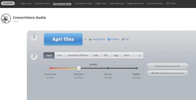 Sito Audio Online