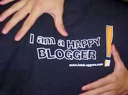 happy blogging